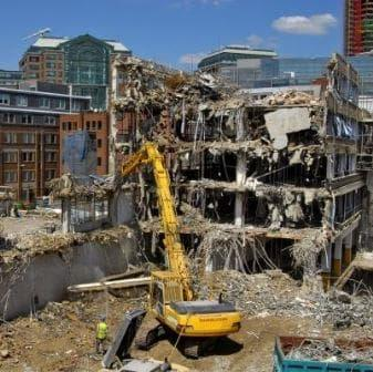 Demolition Services | UK-Wide